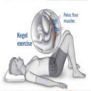 ورزش عضلات کف لگن